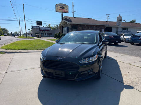 2013 Ford Fusion for sale at All Starz Auto Center Inc in Redford MI
