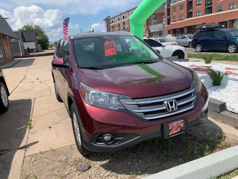 2013 Honda CR-V for sale at LOT 51 AUTO SALES in Madison WI