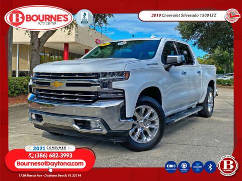 2019 Chevrolet Silverado 1500 for sale at Bourne's Auto Center in Daytona Beach FL