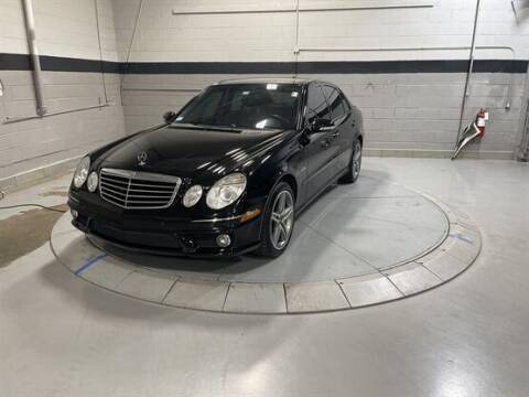 2009 Mercedes-Benz E-Class for sale at Luxury Car Outlet in West Chicago IL