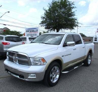 2011 RAM Ram Pickup 1500 for sale at Kendall's Used Cars 2 in Murray KY