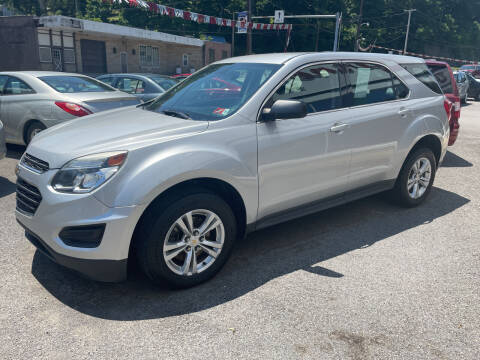 2016 Chevrolet Equinox for sale at Turner's Inc - Main Avenue Lot in Weston WV