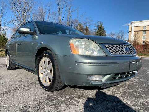 2007 Ford Five Hundred for sale at Auto Warehouse in Poughkeepsie NY
