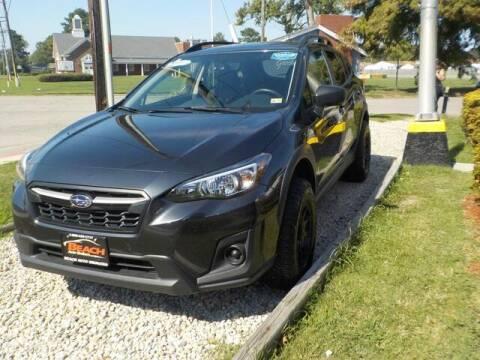 2018 Subaru Crosstrek for sale at Beach Auto Brokers in Norfolk VA
