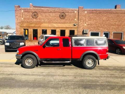 1999 Ford Ranger for sale at Car Corral in Tyler MN