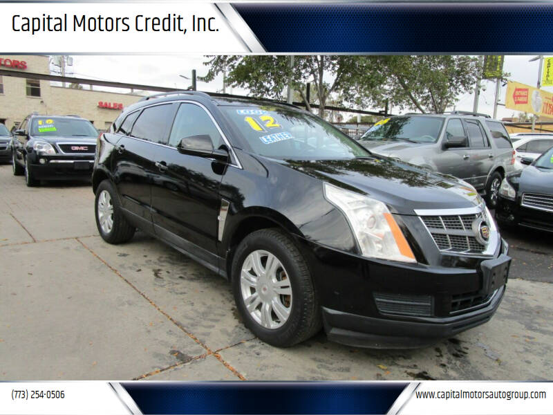 2012 Cadillac SRX for sale at Capital Motors Credit, Inc. in Chicago IL