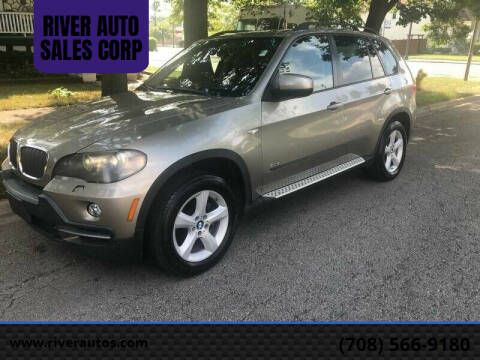 2008 BMW X5 for sale at RIVER AUTO SALES CORP in Maywood IL