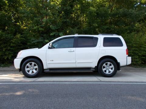2007 Nissan Armada for sale at A & P Automotive in Montgomery AL
