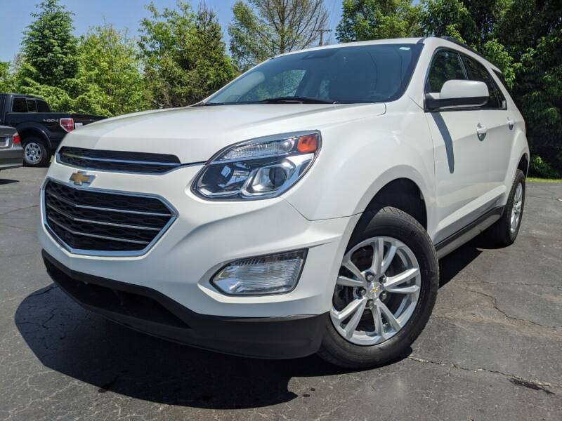 2017 Chevrolet Equinox for sale at West Point Auto Sales in Mattawan MI