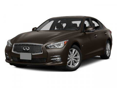 2015 Infiniti Q50 for sale at J T Auto Group in Sanford NC