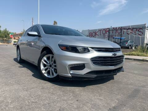 2017 Chevrolet Malibu for sale at Boktor Motors in Las Vegas NV