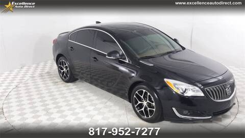 2017 Buick Regal for sale at Excellence Auto Direct in Euless TX