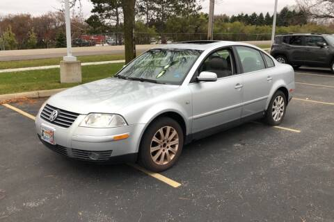 2003 Volkswagen Passat for sale at Cannon Falls Auto Sales in Cannon Falls MN
