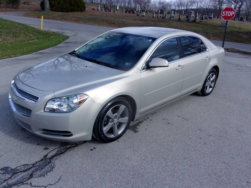 2011 Chevrolet Malibu for sale at Pyles Auto Sales in Kittanning PA