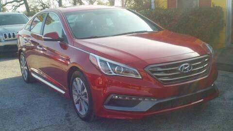 2017 Hyundai Sonata for sale at Global Vehicles,Inc in Irving TX