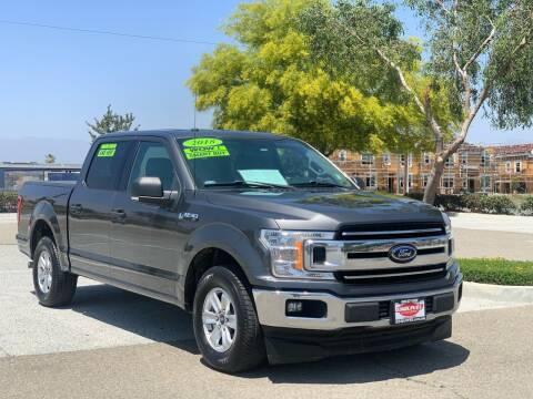 2018 Ford F-150 for sale at Esquivel Auto Depot in Rialto CA