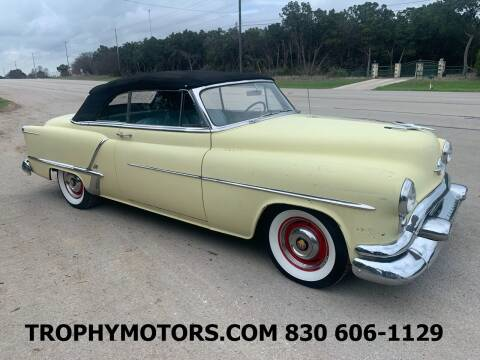 1953 Oldsmobile Eighty-Eight for sale at TROPHY MOTORS in New Braunfels TX