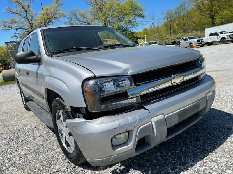 2004 Chevrolet TrailBlazer EXT for sale at Ron Motor Inc. in Wantage NJ
