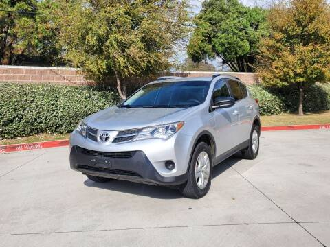 2015 Toyota RAV4 for sale at International Auto Sales in Garland TX