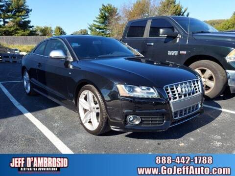 2009 Audi S5 for sale at Jeff D'Ambrosio Auto Group in Downingtown PA