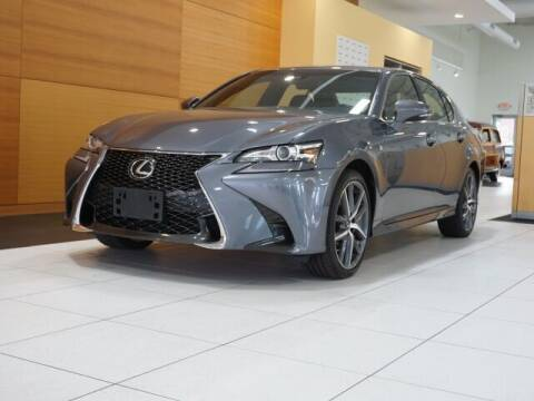 2016 Lexus GS 350 for sale at PORSCHE OF NORTH OLMSTED in North Olmsted OH