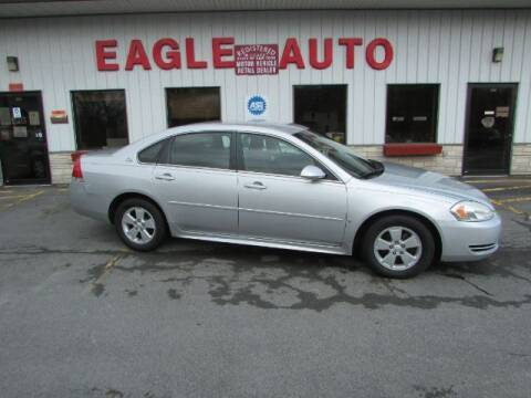 2009 Chevrolet Impala for sale at Eagle Auto Center in Seneca Falls NY