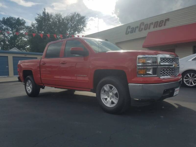 2015 Chevrolet Silverado 1500 for sale at Car Corner in Mexico MO