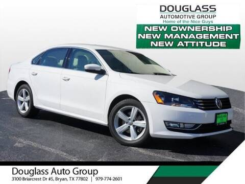 2015 Volkswagen Passat for sale at Douglass Automotive Group in Central Texas TX