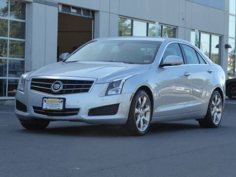 2013 Cadillac ATS for sale at Loudoun Motor Cars in Chantilly VA
