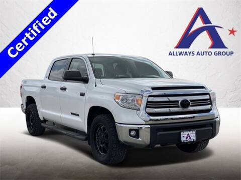 2017 Toyota Tundra for sale at ATASCOSA CHRYSLER DODGE JEEP RAM in Pleasanton TX