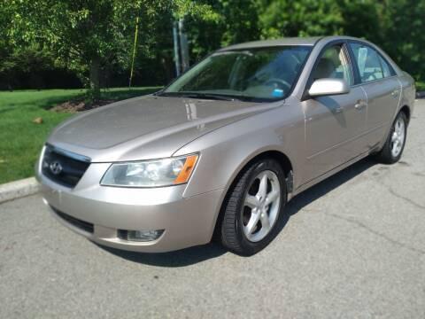2007 Hyundai Sonata for sale at Jan Auto Sales LLC in Parsippany NJ
