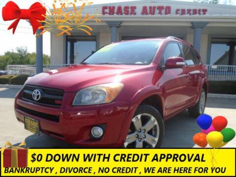 2009 Toyota RAV4 for sale at Chase Auto Credit in Oklahoma City OK