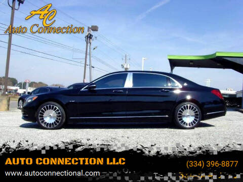 2016 Mercedes-Benz S-Class for sale at AUTO CONNECTION LLC in Montgomery AL