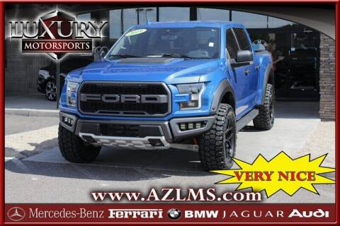 2019 Ford F-150 for sale at Luxury Motorsports in Phoenix AZ