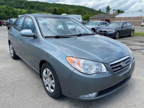 2009 Hyundai Elantra for sale at DETAILZ USED CARS in Endicott NY