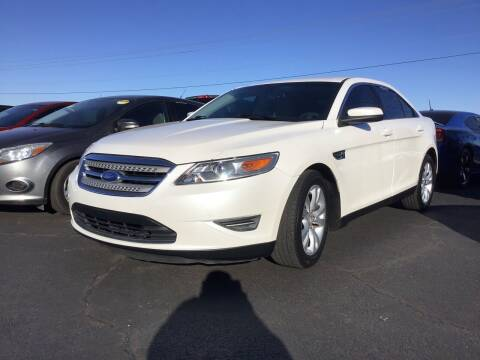 2012 Ford Taurus for sale at SPEND-LESS AUTO in Kingman AZ