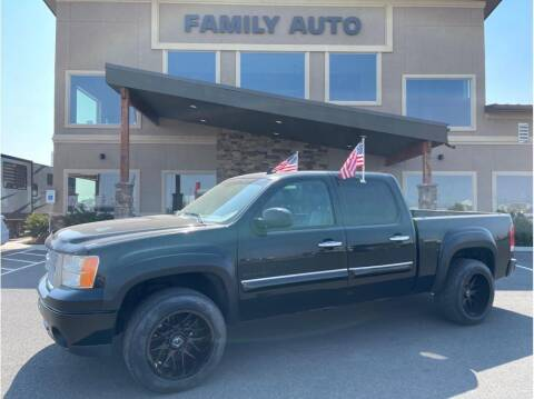 2011 GMC Sierra 1500 for sale at Moses Lake Family Auto Center in Moses Lake WA