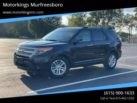 2013 Ford Explorer for sale at Motorkings Murfreesboro in Murfreesboro TN