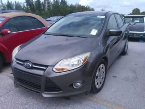 2012 Ford Focus for sale at JacksonvilleMotorMall.com in Jacksonville FL