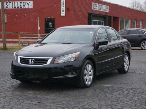 2009 Honda Accord for sale at Tom Roush Budget Westfield in Westfield IN