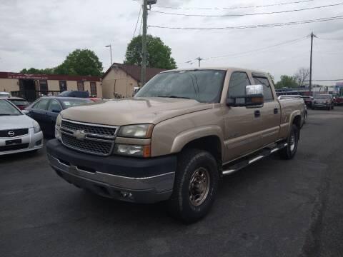 2005 Chevrolet Silverado 2500HD for sale at P J McCafferty Inc in Langhorne PA