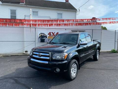 2005 Toyota Tundra for sale at 4X4 Rides in Hagerstown MD