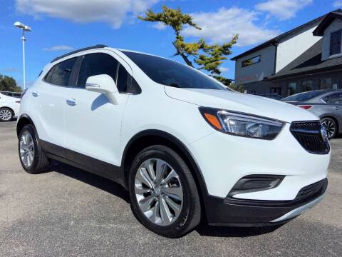 2018 Buick Encore for sale at Heritage Automotive Sales in Columbus in Columbus IN