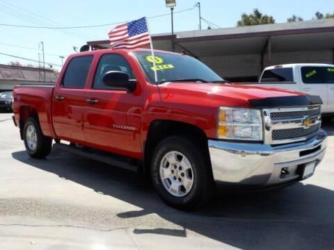 2013 Chevrolet Silverado 1500 for sale at Bell's Auto Sales in Corona CA