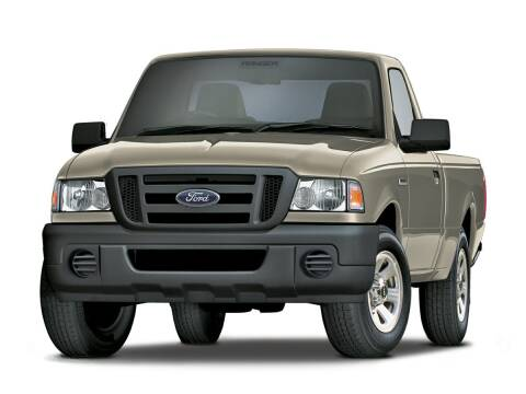 2010 Ford Ranger for sale at BASNEY HONDA in Mishawaka IN