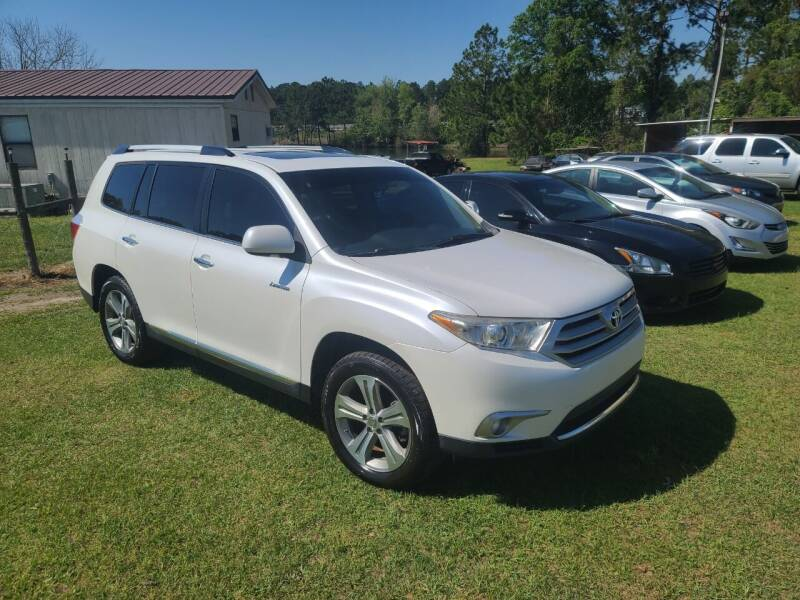 2011 Toyota Highlander for sale at Lakeview Auto Sales LLC in Sycamore GA