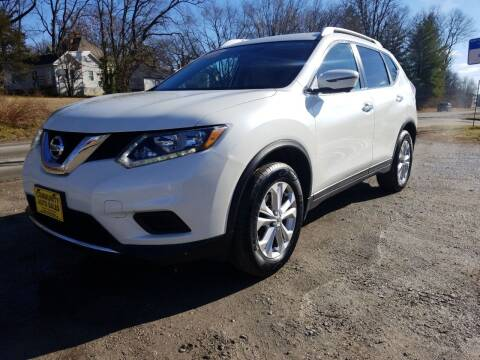 2016 Nissan Rogue for sale at Community Auto Sales & Service in Fayette MO