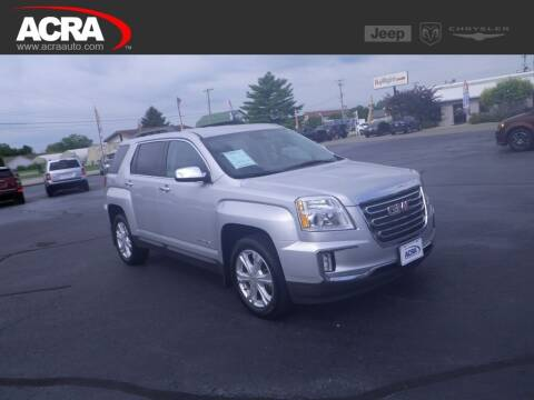 2017 GMC Terrain for sale at BuyRight Auto in Greensburg IN