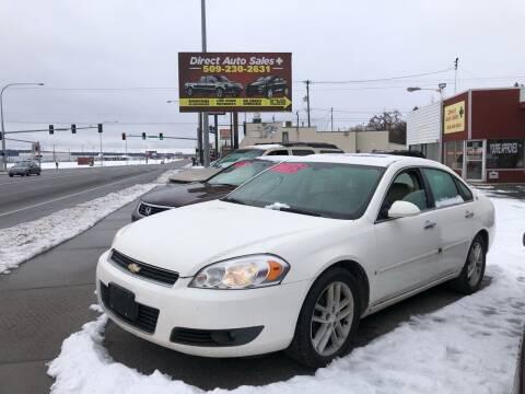 2008 Chevrolet Impala for sale at Direct Auto Sales+ in Spokane Valley WA