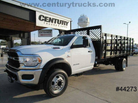 2019 RAM Ram Chassis 5500 for sale at CENTURY TRUCKS & VANS in Grand Prairie TX